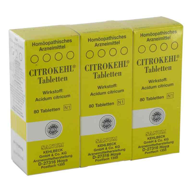 Citrokehl Tabletten  bei versandapo.de bestellen