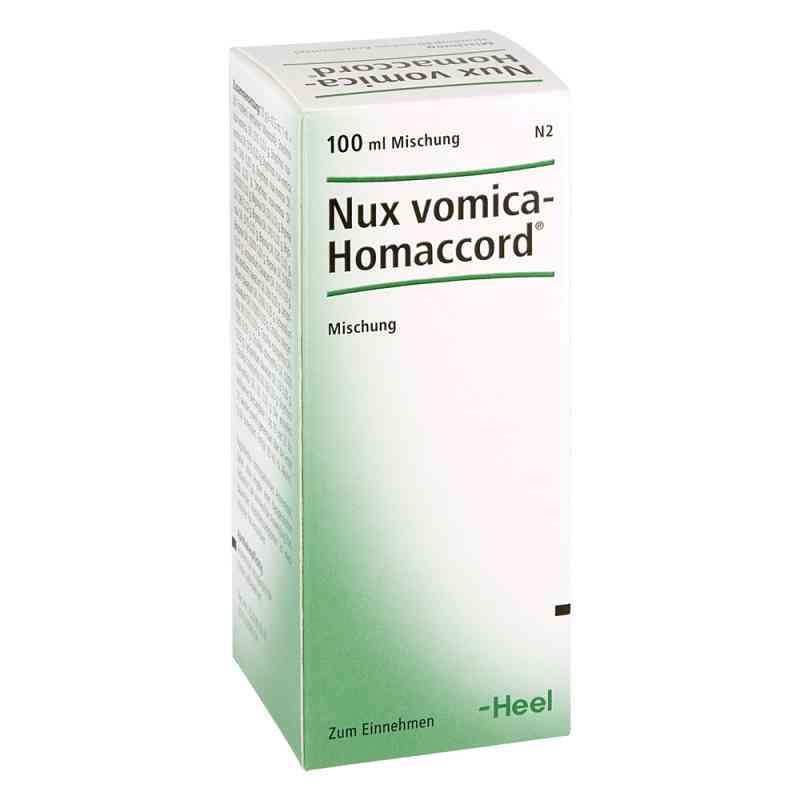 Nux Vomica Homaccord Tropfen  bei versandapo.de bestellen