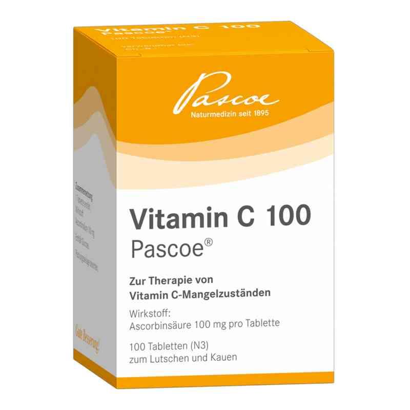 Vitamin C 100 Pascoe Tabletten  bei versandapo.de bestellen