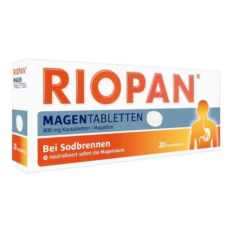 Riopan Magen Tabletten  bei versandapo.de bestellen