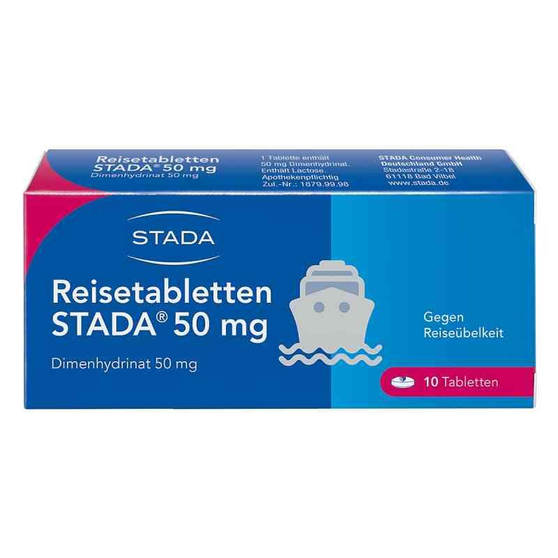 Reisetabletten STADA 50mg  bei versandapo.de bestellen