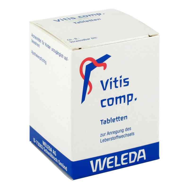 Vitis compositus Tabletten  bei versandapo.de bestellen