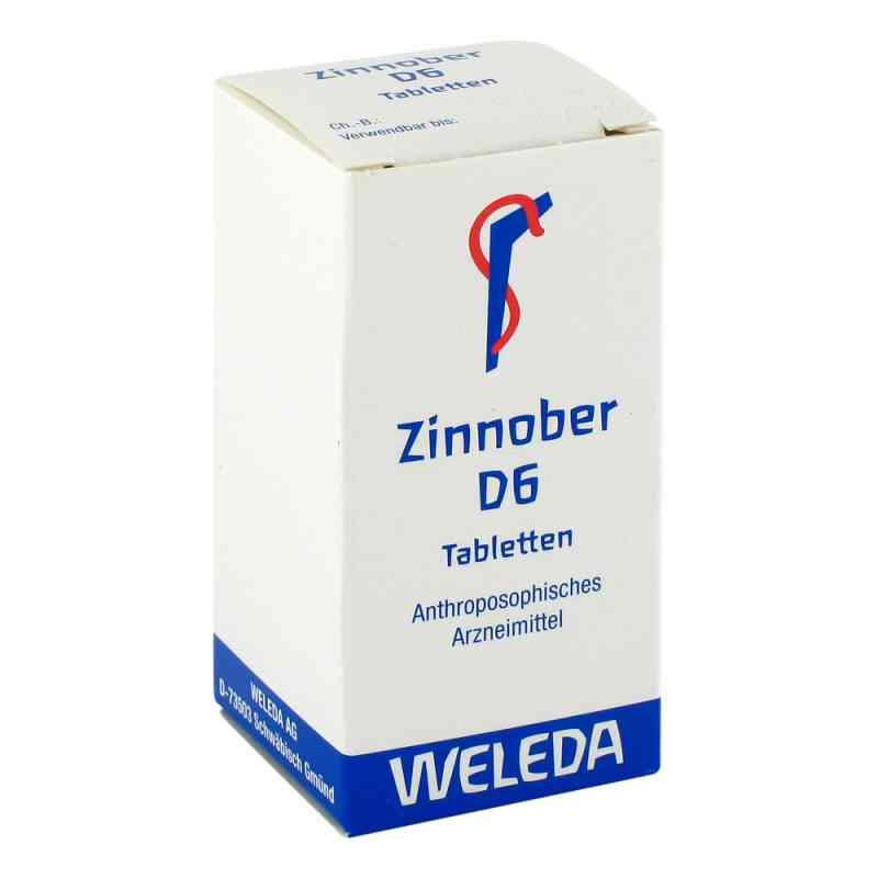 Zinnober D 6 Tabletten  bei versandapo.de bestellen
