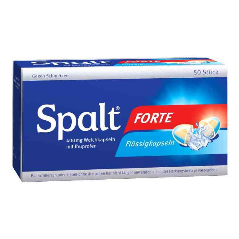 Spalt Forte 400mg Weichkapseln  bei versandapo.de bestellen