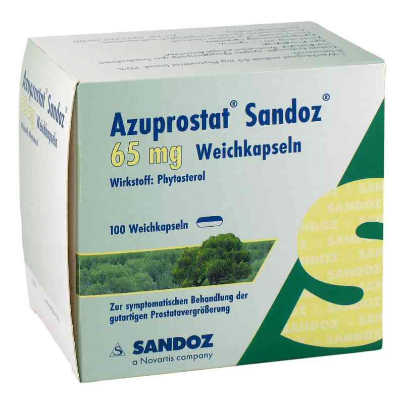 Azuprostat Sandoz 65 mg Weichkapseln  bei versandapo.de bestellen