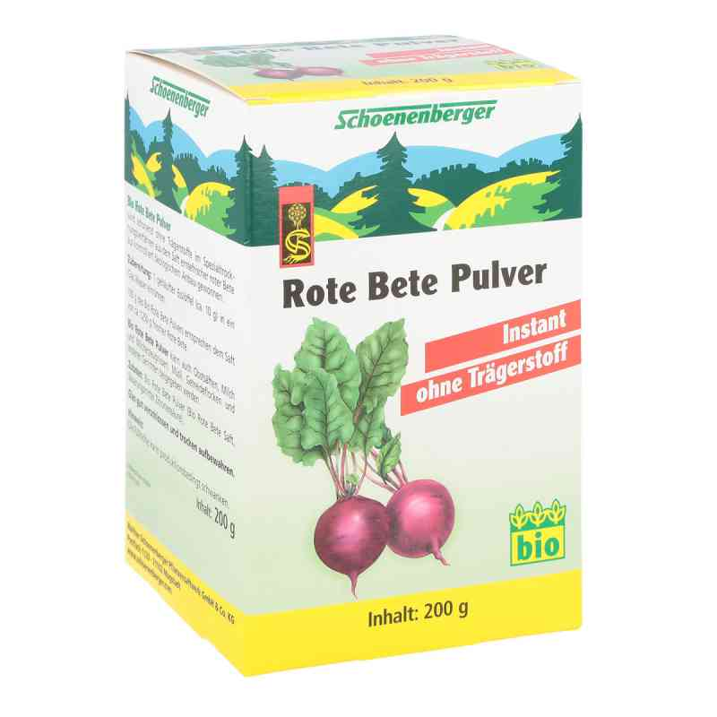 Rote Bete Pulver instant Schoenenberger  bei versandapo.de bestellen