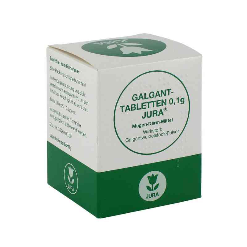 Galganttabletten 0,1 g Jura  bei versandapo.de bestellen