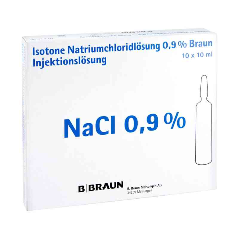 Kochsalzlösung 0,9% Injektionslösung  bei versandapo.de bestellen