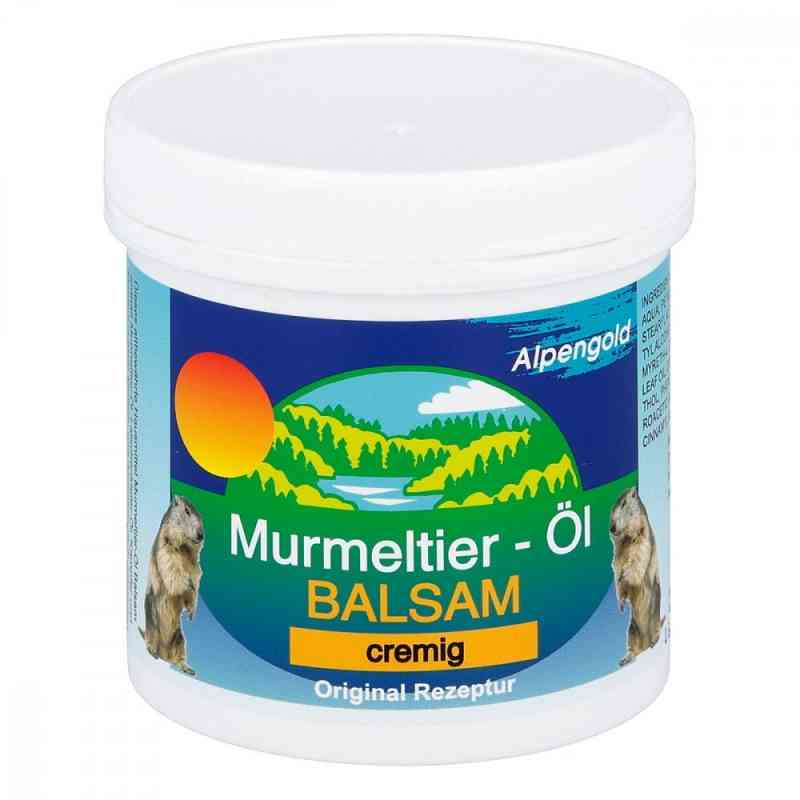 Murmeltieröl Pflege Balsam  bei versandapo.de bestellen