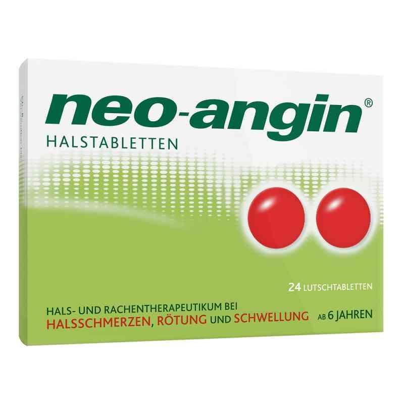 Neo-Angin Halstabletten  bei versandapo.de bestellen