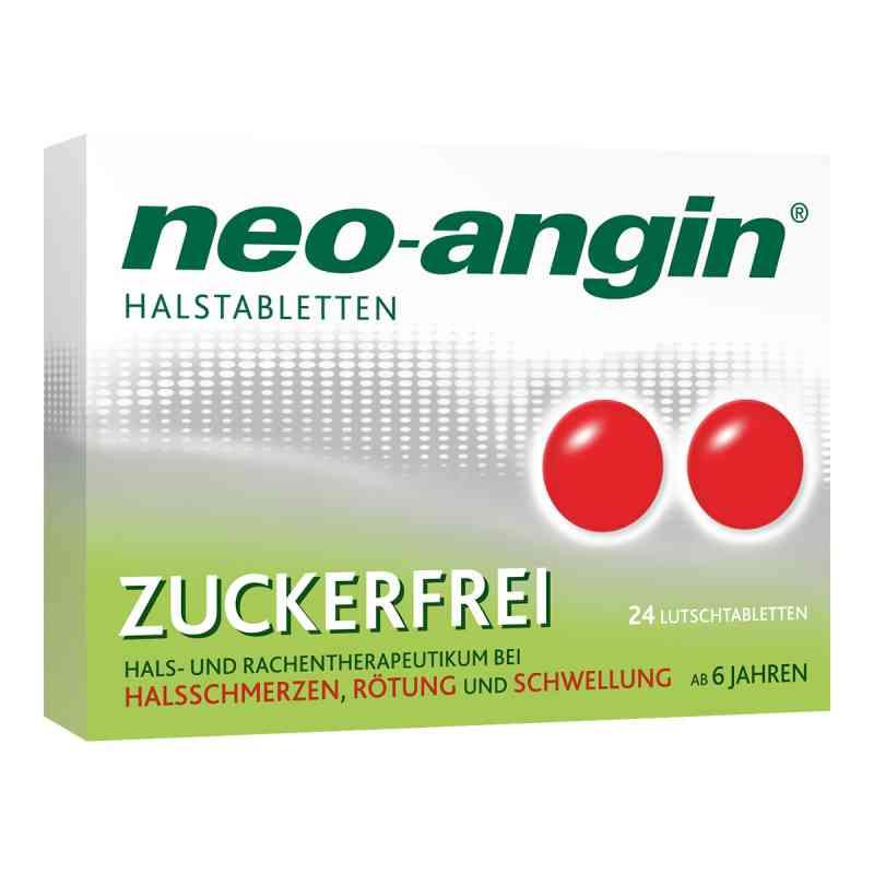 Neo-Angin Halstabletten zuckerfrei  bei versandapo.de bestellen
