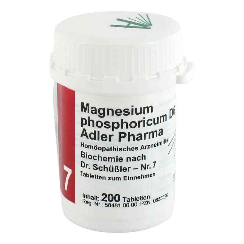 Biochemie Adler 7 Magnesium phosphoricum D 6 Adl.p. Tabletten   bei versandapo.de bestellen