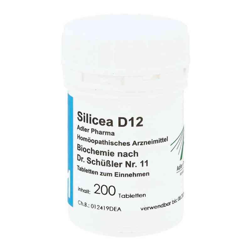 Biochemie Adler 11 Silicea D12 Adler Ph. Tabletten  bei versandapo.de bestellen