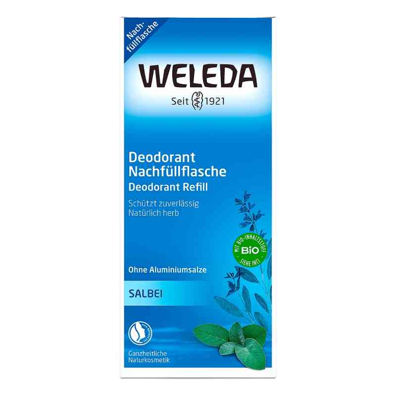 Weleda Salbei Deodorant Nachfüllpckg.  bei versandapo.de bestellen