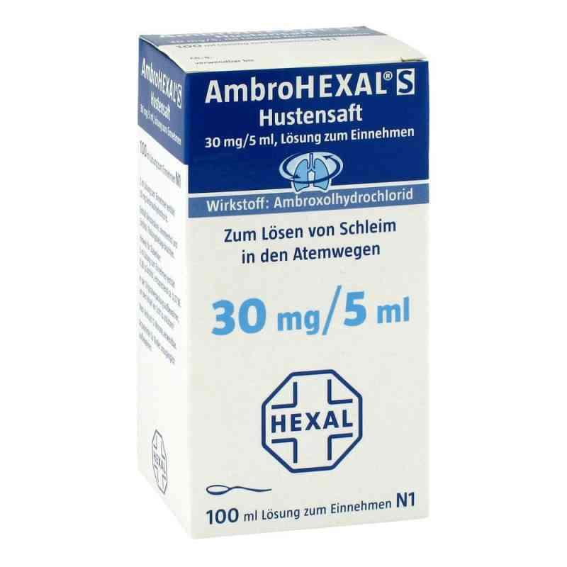 AmbroHEXAL S Hustensaft 30mg/5ml  bei versandapo.de bestellen