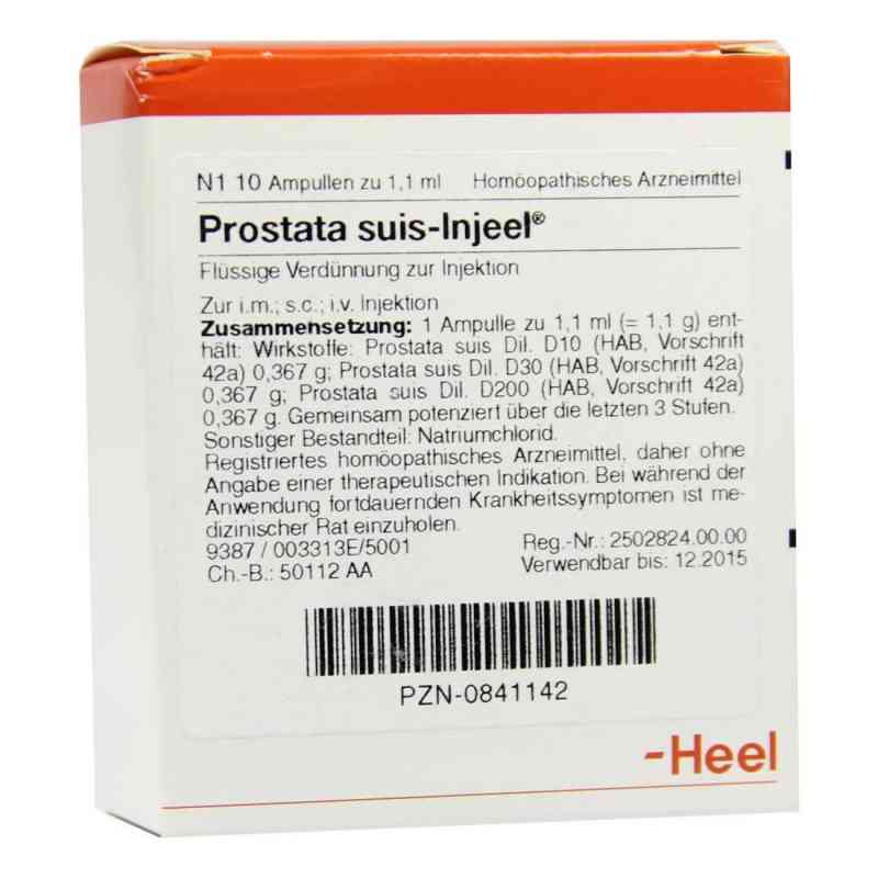 Prostata Suis Injeel Ampullen  bei versandapo.de bestellen