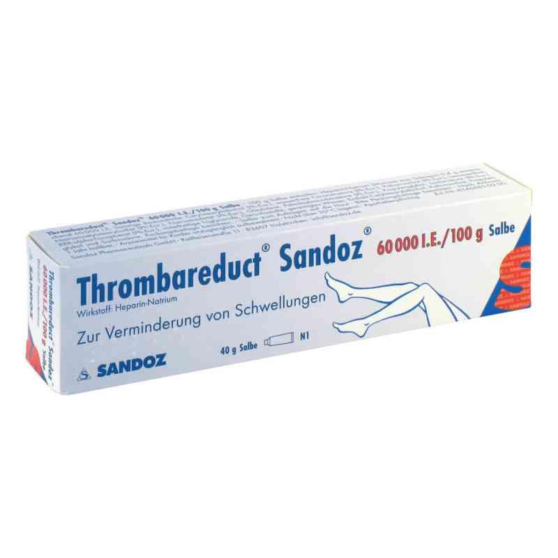 Thrombareduct Sandoz 60000 I.E./100g  bei versandapo.de bestellen