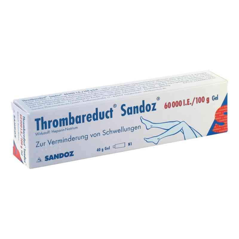 Thrombareduct Sandoz Gel 60000 I.E./100g  bei versandapo.de bestellen