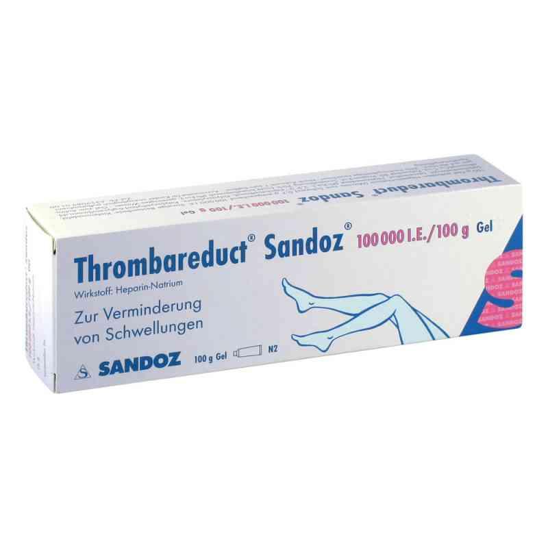Thrombareduct Sandoz 100000 I.E./100g  bei versandapo.de bestellen