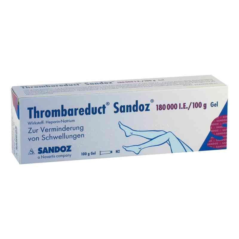 Thrombareduct Sandoz 180000 I.E./100g Gel  bei versandapo.de bestellen
