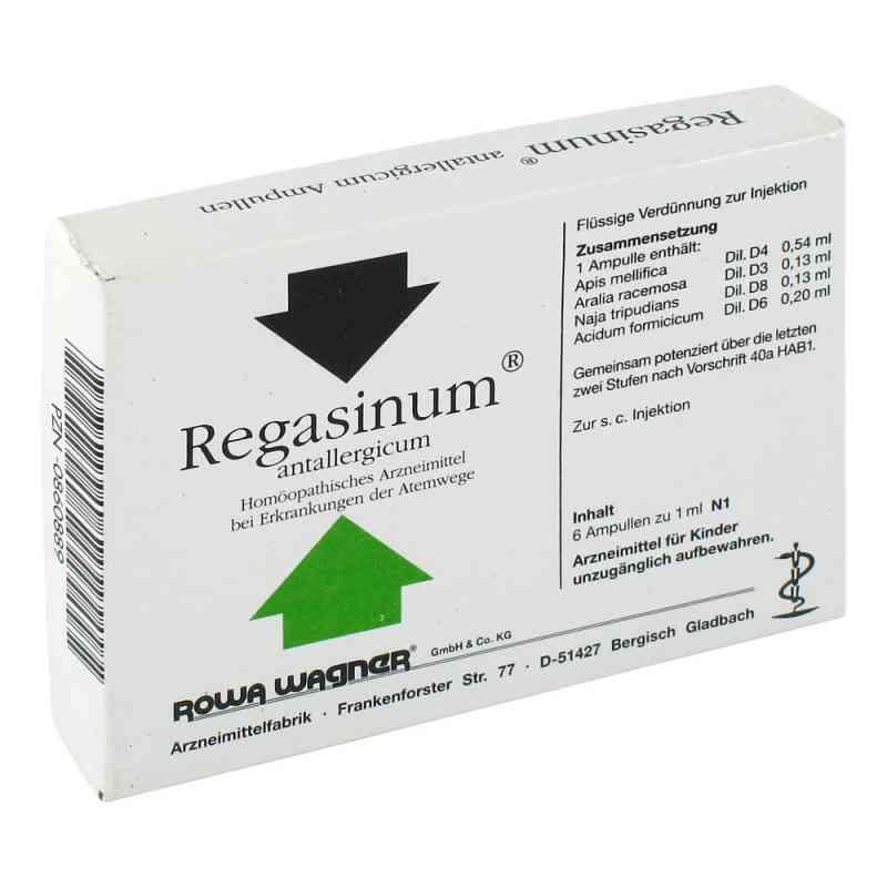 Regasinum Antallergicum Ampullen  bei versandapo.de bestellen