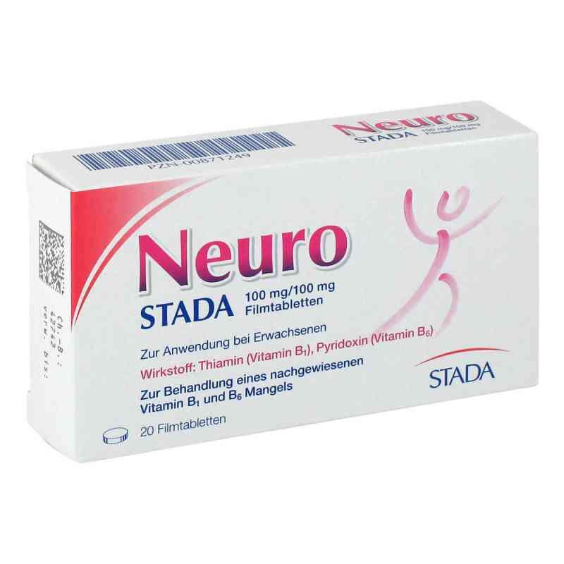 Neuro Stada Filmtabletten  bei versandapo.de bestellen