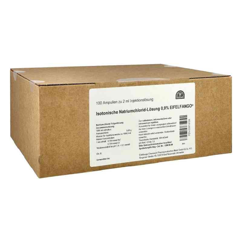 Isotonische Nacl Lösung 0,9% Eifelfango iniecto -lsg.  bei versandapo.de bestellen