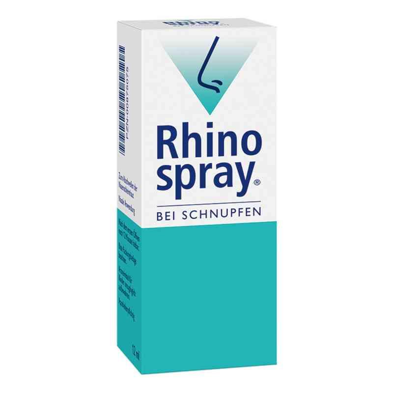 Rhinospray bei Schnupfen  bei versandapo.de bestellen