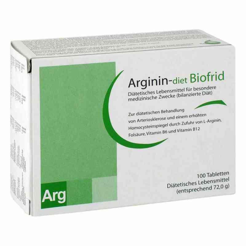 Arginin-diet Biofrid Tabletten  bei versandapo.de bestellen