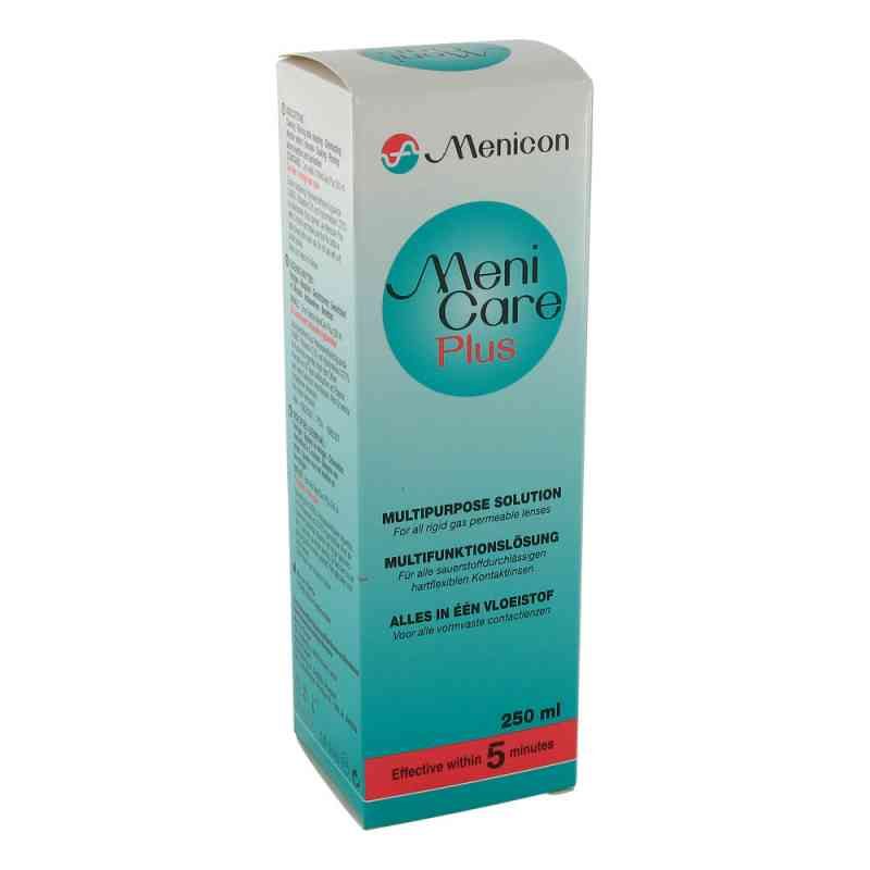 Meni Care Plus Kontaktlinsenpflegemittel  bei versandapo.de bestellen