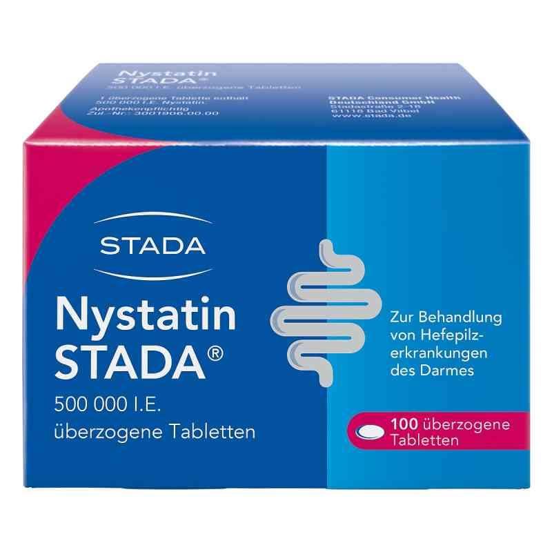Nystatin STADA 500000 I.E.  bei versandapo.de bestellen