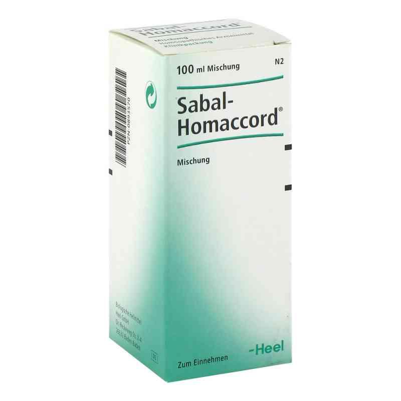 Sabal Homaccord Tropfen  bei versandapo.de bestellen