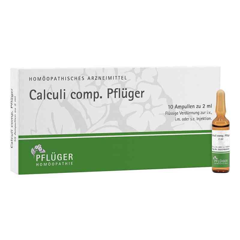 Calculi Comp. Pflüger Ampullen  bei versandapo.de bestellen