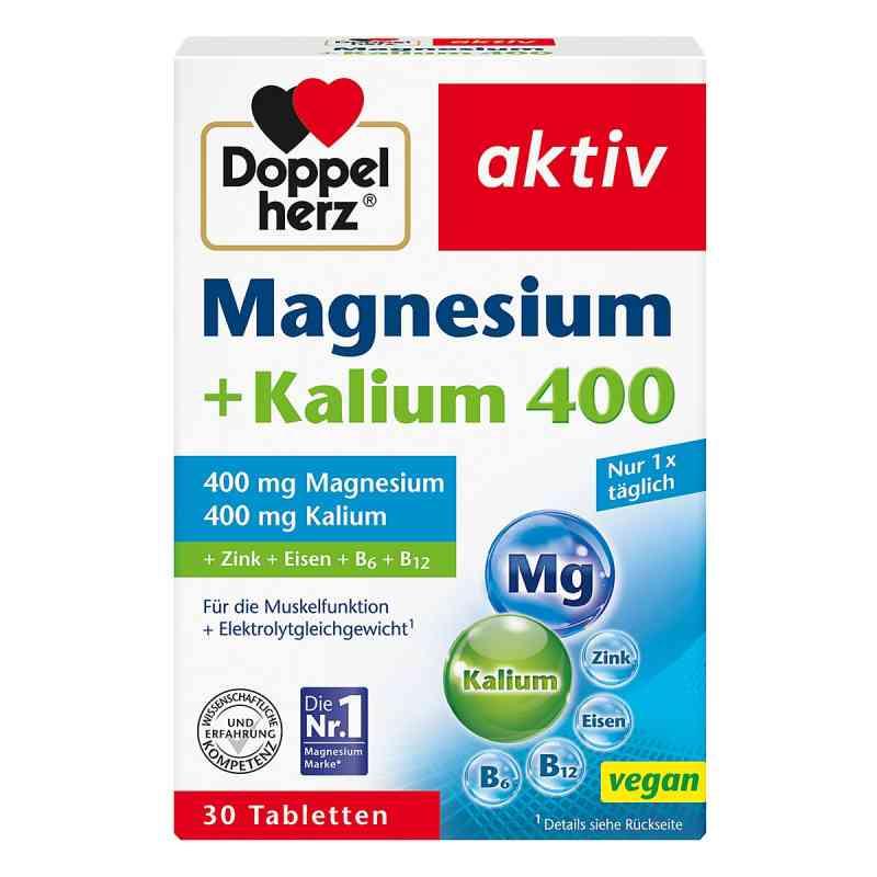 Doppelherz Magnesium + Kalium Tabletten  bei versandapo.de bestellen