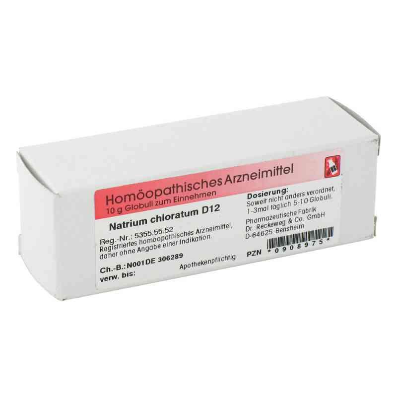 Natrium Chloratum D 12 Globuli  bei versandapo.de bestellen