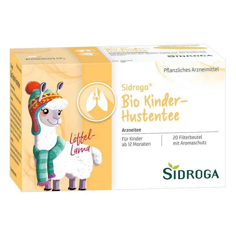 SIDROGA Bio Kinder-Hustentee  bei versandapo.de bestellen
