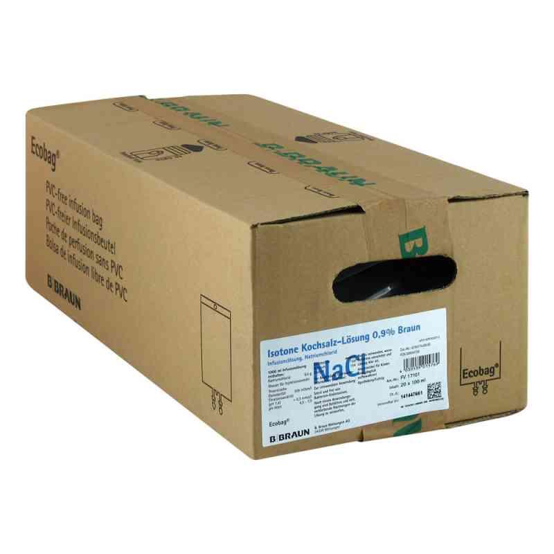 Kochsalzlösung 0,9% Braun Ecobag  bei versandapo.de bestellen