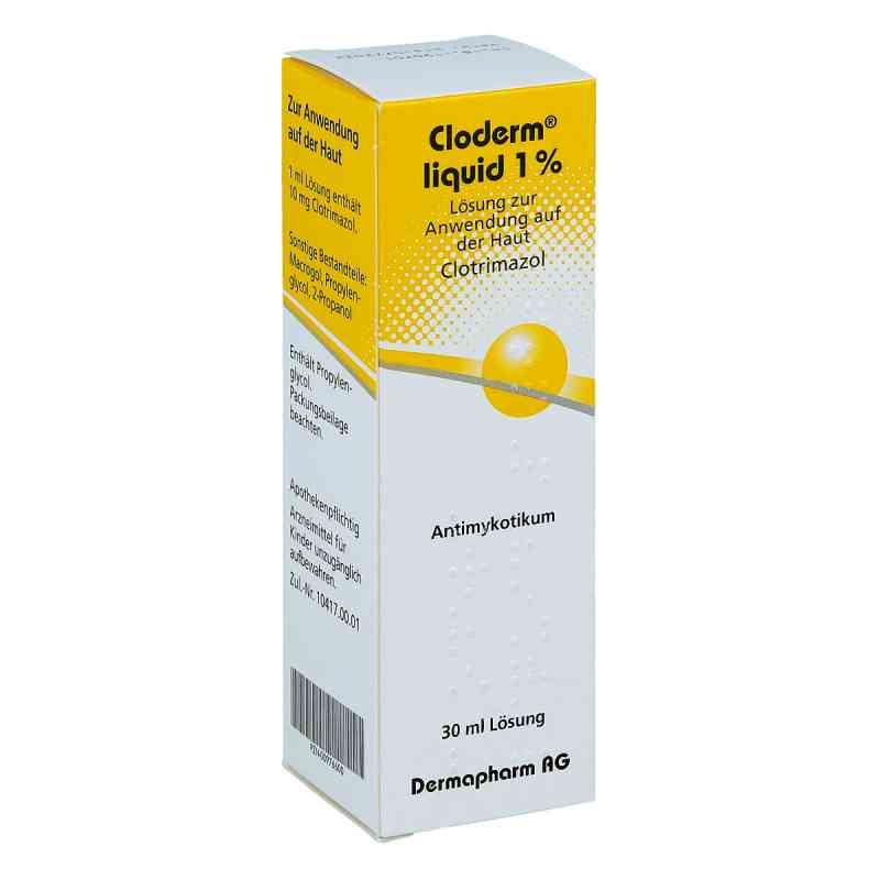 Cloderm liquid 1%  bei versandapo.de bestellen
