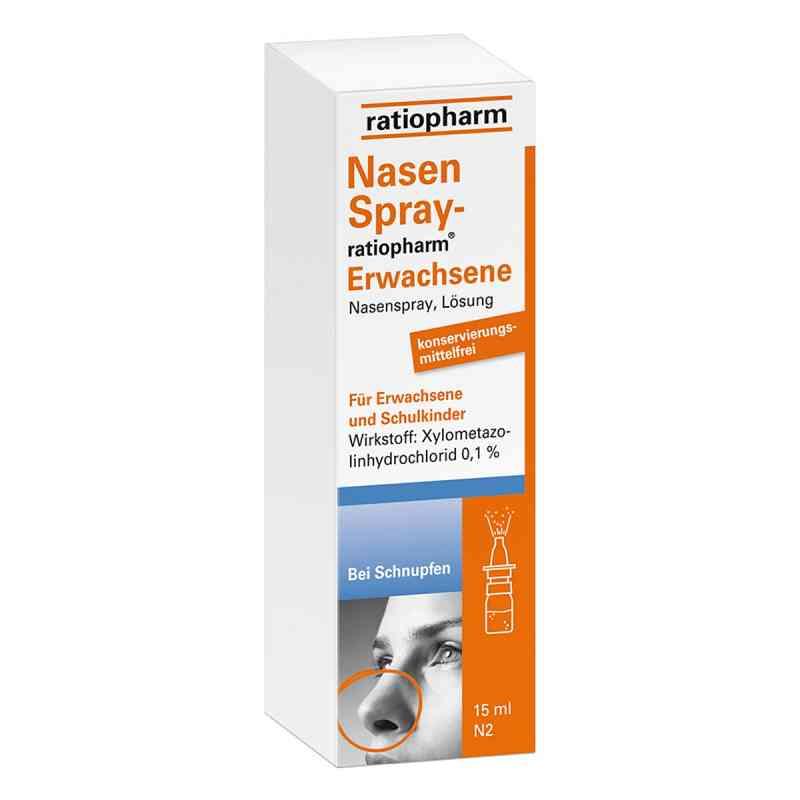 NasenSpray-ratiopharm Erwachsene  bei versandapo.de bestellen