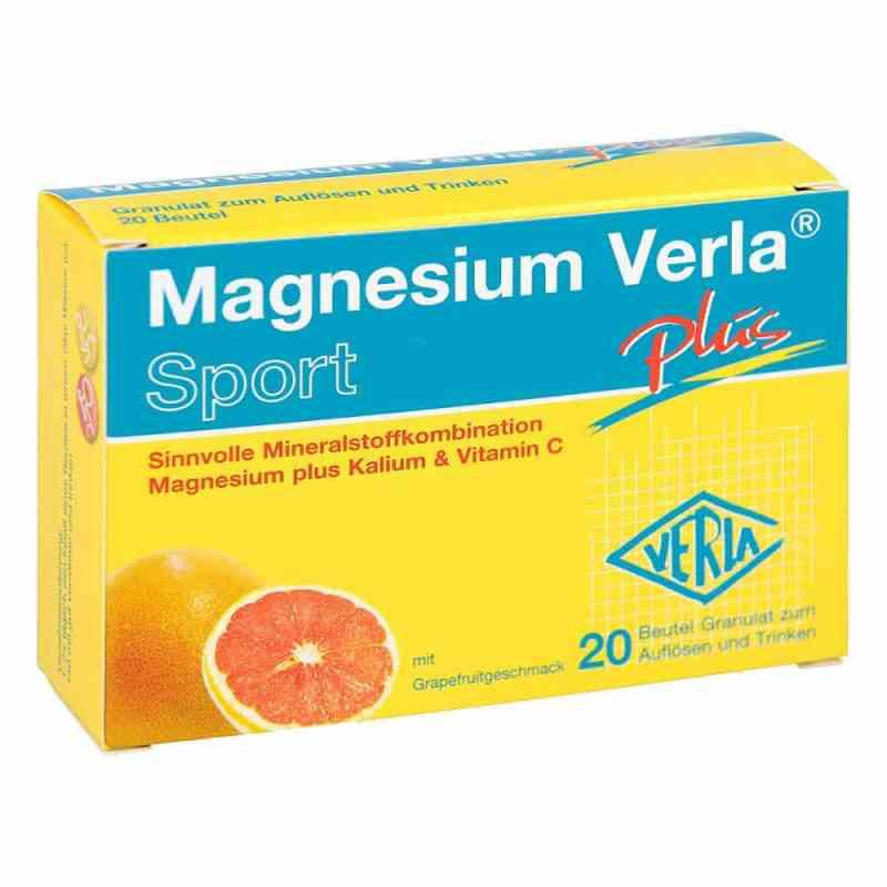 Magnesium Verla plus Granulat  bei versandapo.de bestellen