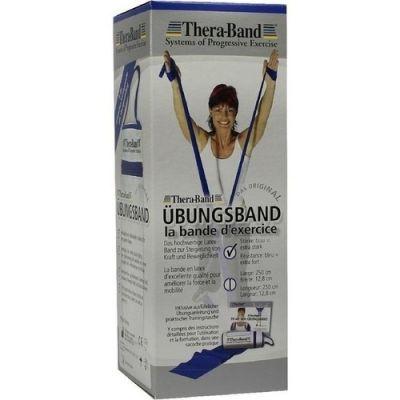 Thera Band 2,50m blau extra stark  bei versandapo.de bestellen