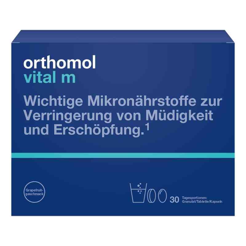 Orthomol Vital M Grapefruit Granulat/kaps.  bei versandapo.de bestellen