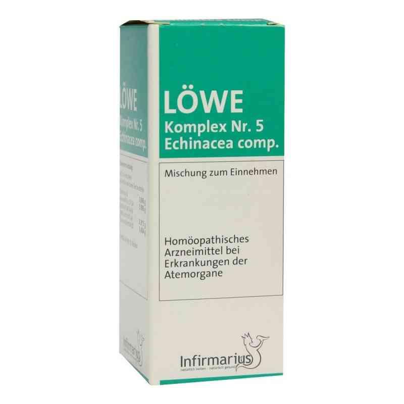 Löwe Komplex Nummer  5 Echinacea compositus  Tropfen  bei versandapo.de bestellen