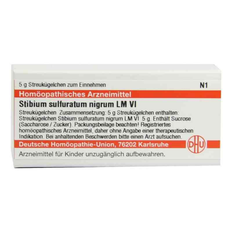 Lm Stibium Sulf.nigrum Vi Globuli  bei versandapo.de bestellen