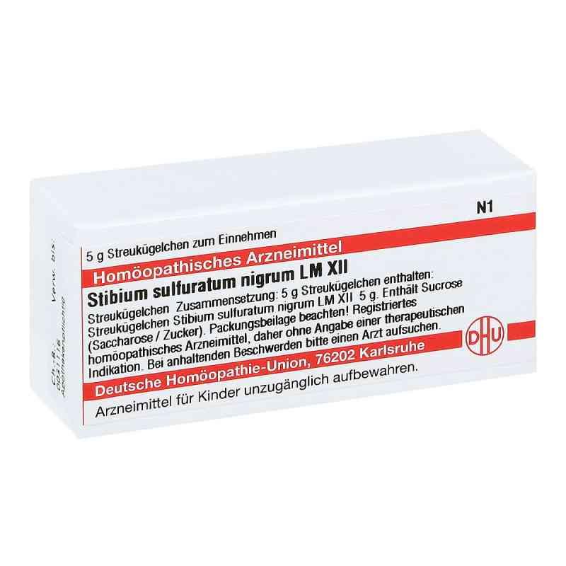 Lm Stibium Sulf.nigrum Xii Globuli  bei versandapo.de bestellen