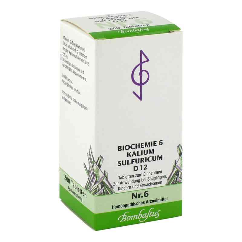 Biochemie 6 Kalium sulfuricum D 12 Tabletten  bei versandapo.de bestellen