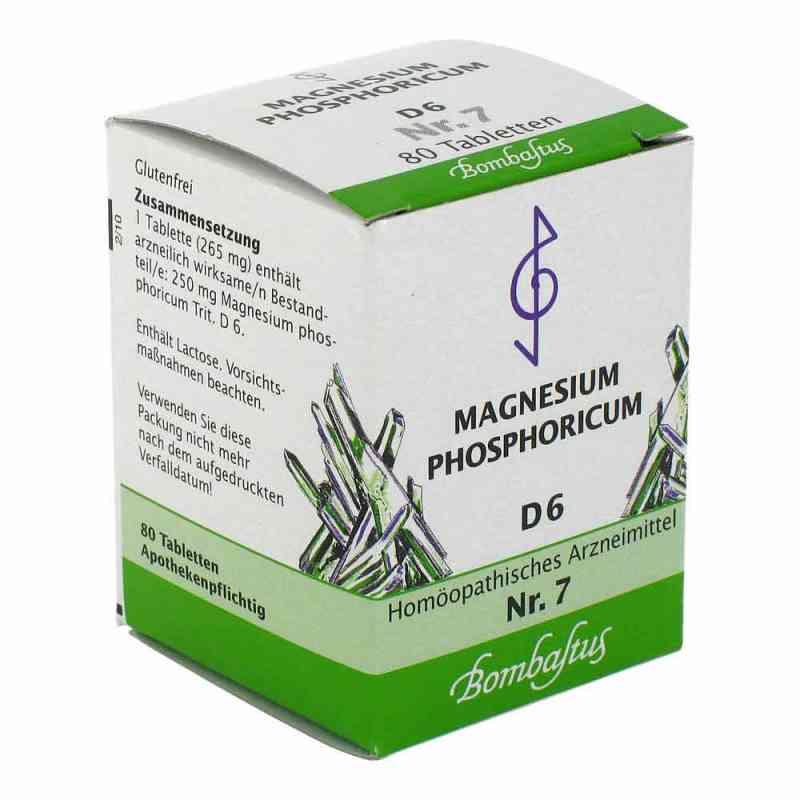Biochemie 7 Magnesium phosphoricum D 6 Tabletten  bei versandapo.de bestellen