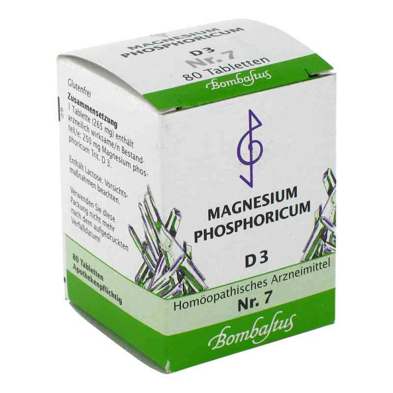 Biochemie 7 Magnesium phosphoricum D 3 Tabletten  bei versandapo.de bestellen