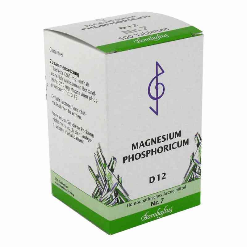 Biochemie 7 Magnesium phosphoricum D 12 Tabletten  bei versandapo.de bestellen