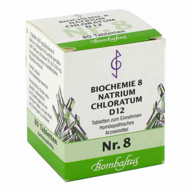 Biochemie 8 Natrium chloratum D 12 Tabletten  bei versandapo.de bestellen